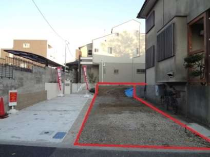 image 住宅用土地について