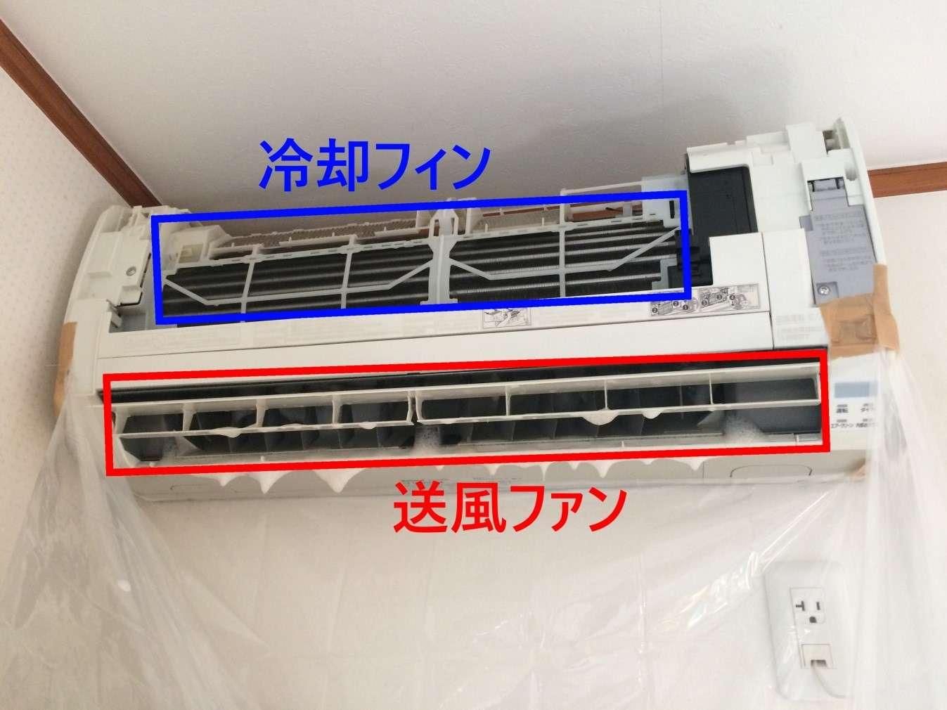 image Ⅰ、エアコンについて