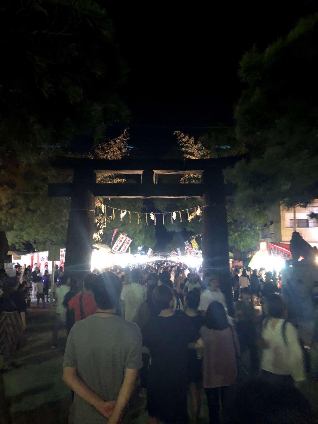 image 筥崎宮の放生会