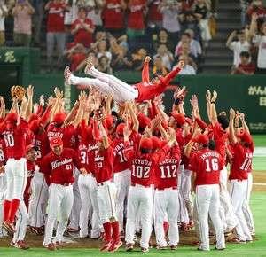 image 野球の話