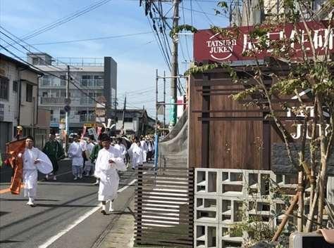 image 高良大社 神幸祭(こうらたいしゃ じんこうさい)