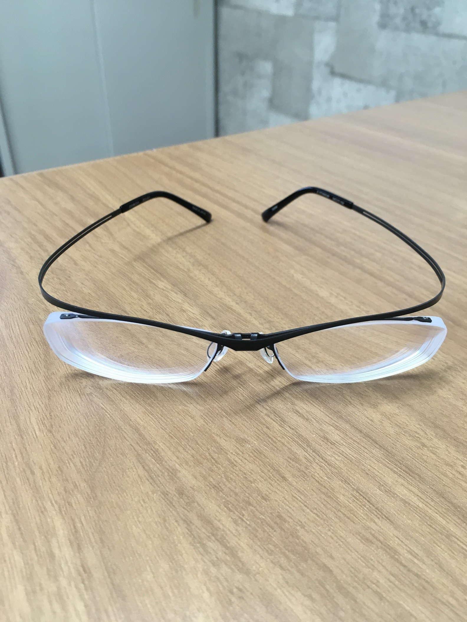 image 眼鏡へのこだわり