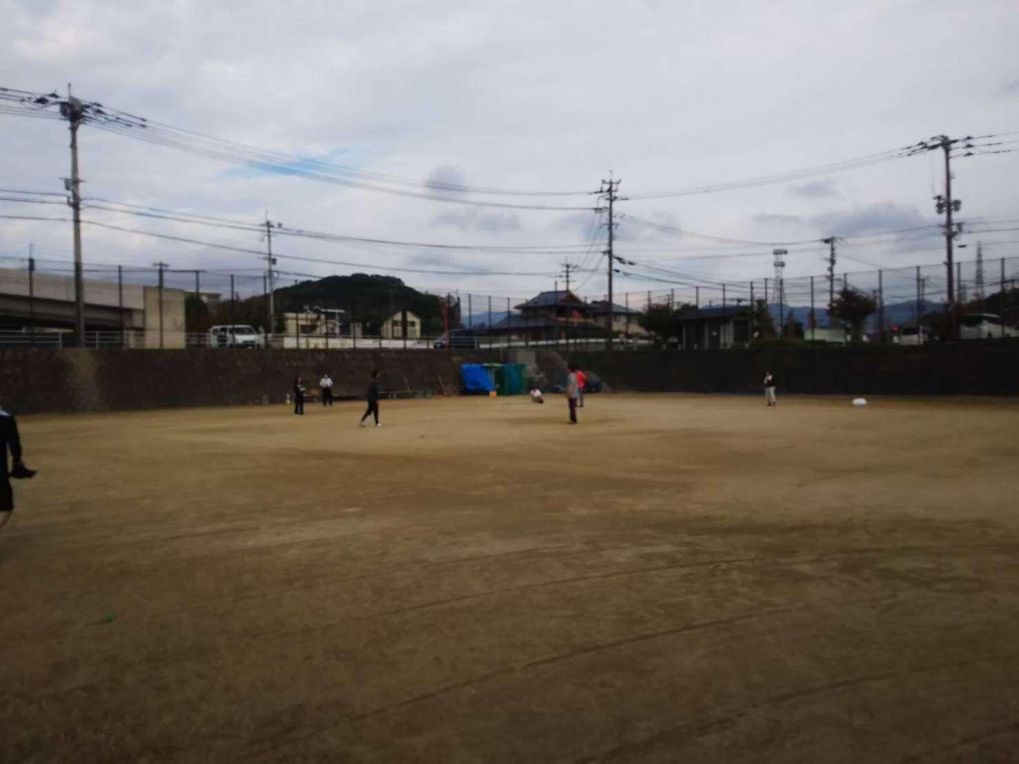 image ソフトボール大会の練習