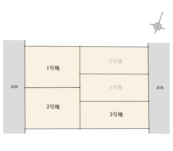 ジョイナス室見1丁目 区画図
