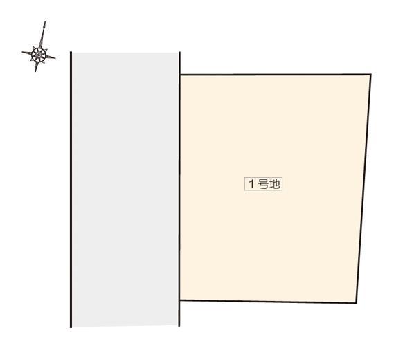 ジョイナス原8丁目 区画図