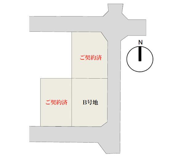 佐賀県 鳥栖市 弥生ヶ丘4丁目 区画図